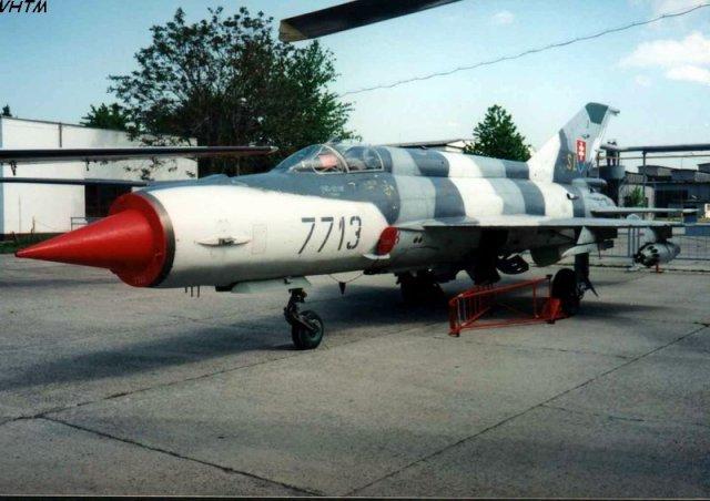 MiG-21 mf 7713 5