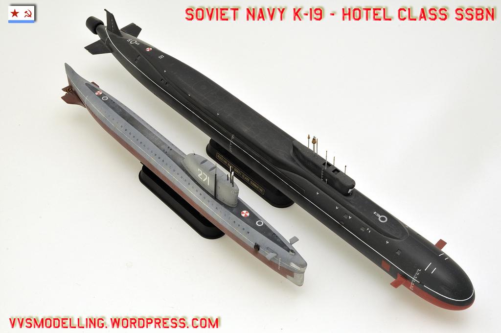 K-19 | VVS modelling